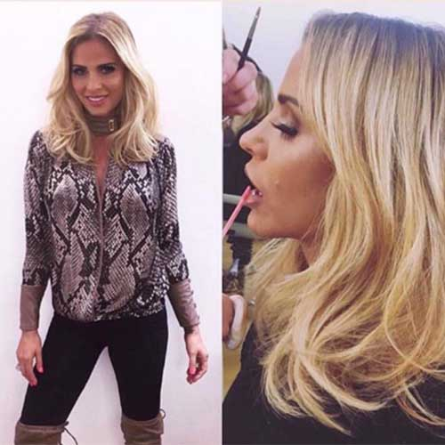 Foreverme easilocks hair extensions katie price pmusecretfo Image collections